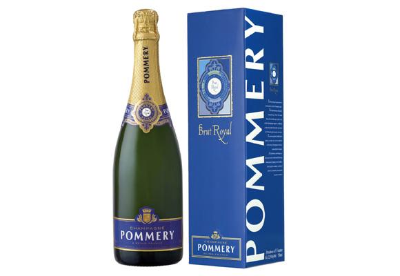 Brut Royal Pommery. Cómpralo haciendo clic aquí