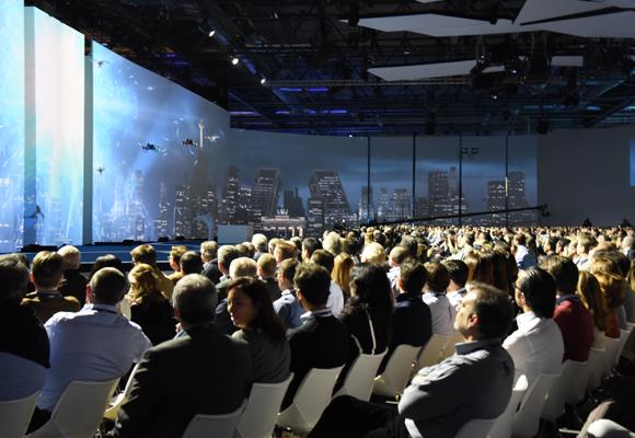El Encuentro Telefónica 2015 se ha celebrado en Madrid