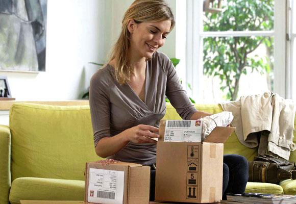 Hay empresas que cuentan con un eficaz y cómodo servicio a domicilio