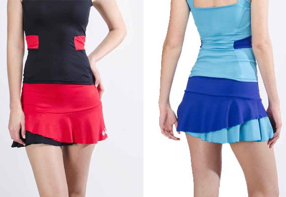 Combina tu falda con la camiseta en los colores de moda. PIncha aquí para comprar