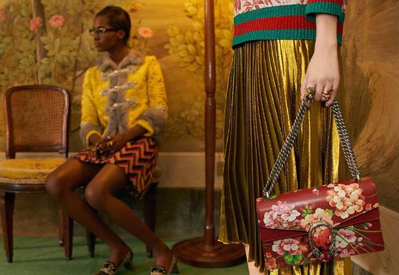 Date un capricho con este bolso de Gucci de la colección Cruise '16