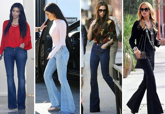 Kim y Courtney Kardashian, Victoria Beckham o Rachel Zoe no se resisten a las campanas
