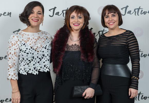 Ana, Olga y Cristina son el equipo de Jertwen