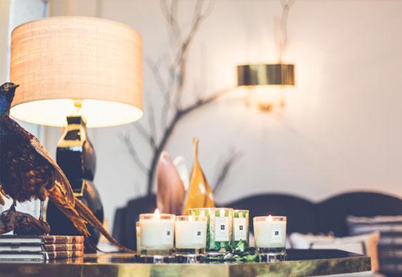 Las velas de Joe Malone aportan un punto diferente al hogar