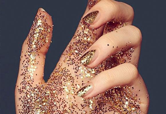 Propuesta muy festiva para estas Navidades de Nails Couture