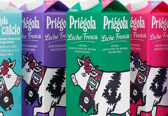 Leche fresca Priégola. Haz clic para comprarla