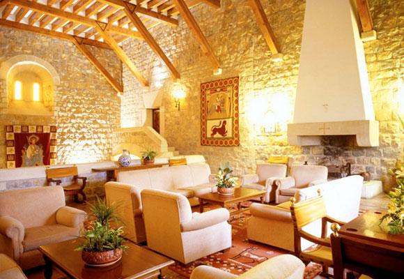 El Parador de Jaén es uno de los más bonitos de la cadena. Haz clic para reservar