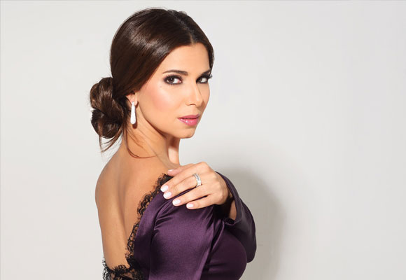 Roselyn Sánchez es uno de los nuevos rostros latinos y sin embargo es difícil verla como imagen de campañas publicitarias