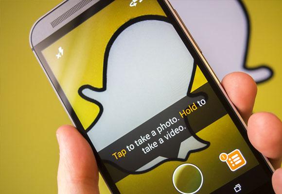 Snapchat utiliza una publicidad no invasiva. Haz clic para saber más