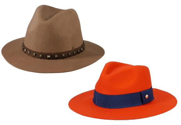 Sombreros clásicos para ir a la última. Puedes comprarlos en El Corte Inglés haciendo clic aquí