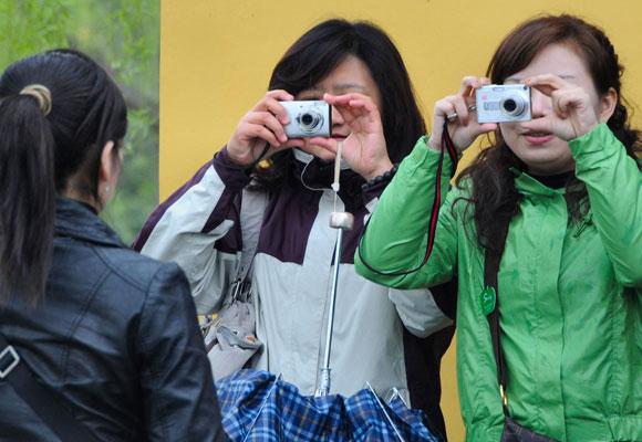 Los turistas chinos, el objetivo de El Corte Inglés