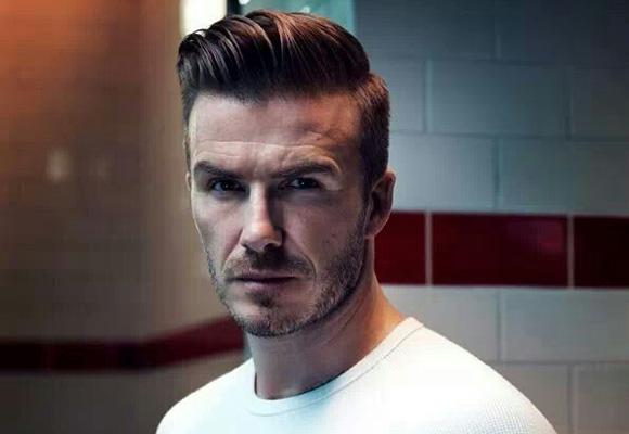 Beckham ya lució el estilo undercut el año pasado y este arrasará