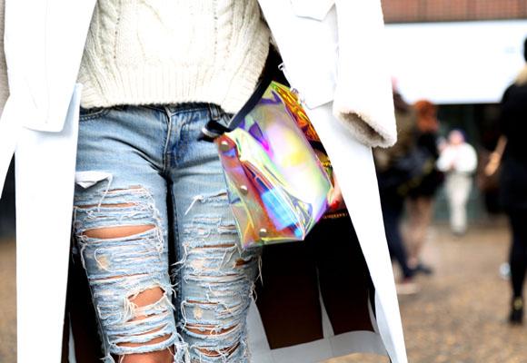 La moda de los ripped jeans ha provocado millones de búsquedas en Google
