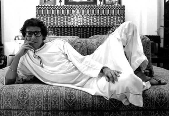 El modisto se enamoró del caftán tras visitar Marruecos