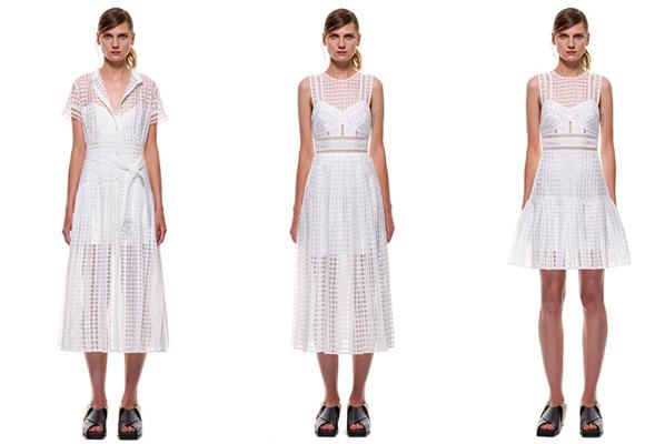El blanco, un must del verano. Ya puedes comprar aquí estas faldas en el color más estival
