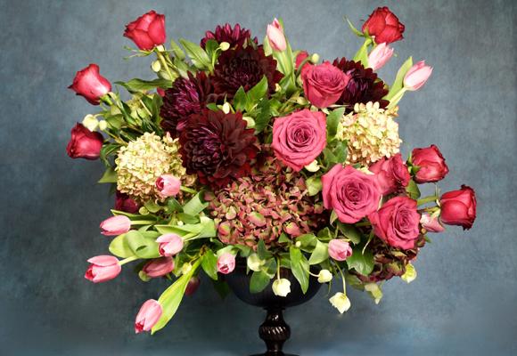 Las flores siempre son una buena idea para decorar tu hogar