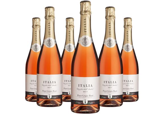 De norte a sur, Italia presume de vinos espumosos de calidad