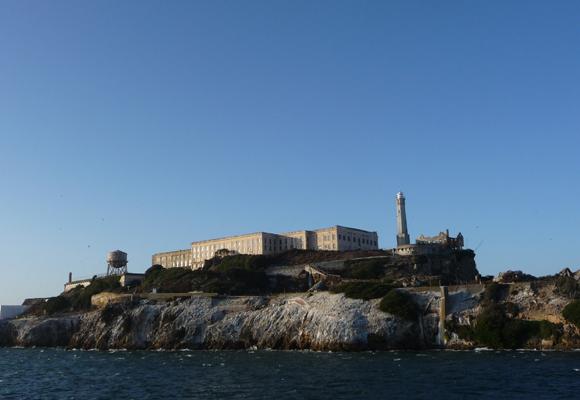 Acuérdate de reservar antes de ir para poder visitar Alcatraz