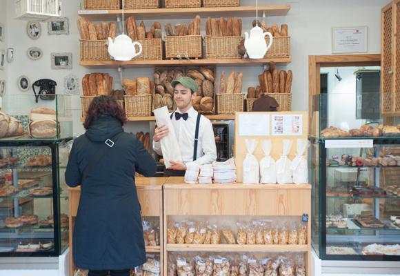 Una panadería que sigue la tradición pero apuesta también por el negocio online