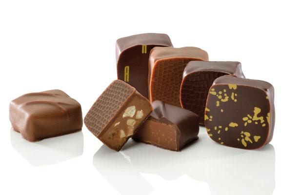Pasteleros y chocolateros, la familia Ascaso hace delicias como estos bombones