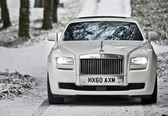 Rolls-Royce ha marcado su mejor cifra de ventas en 2015. Aquí puedes ver más