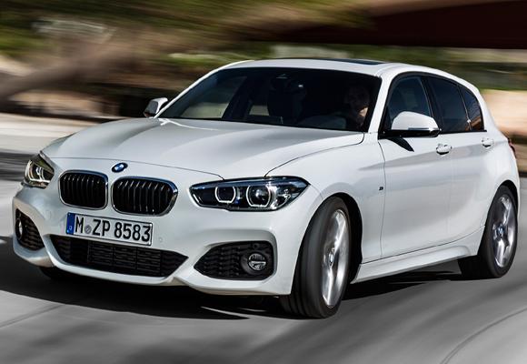 Casi un millón de BMW y MINI se vendieron en Europa en 2015. Aquí puedes comprar el Serie I
