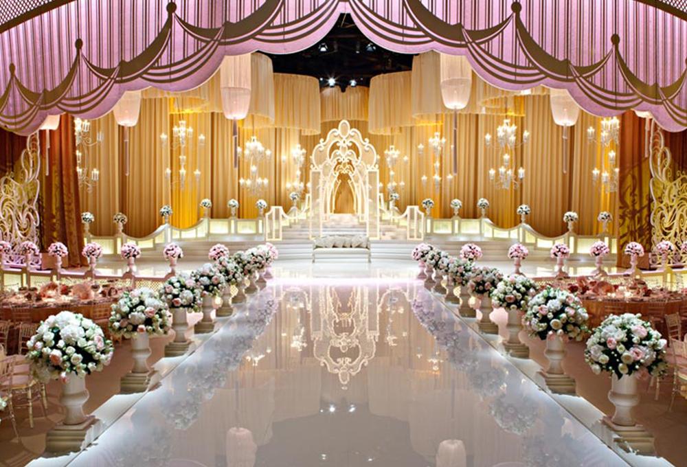 El negocio de las bodas será uno de los más rentables en 2016, y sigue  creciendo. Uno de los eventos por excelencia en el sector del lujo tiene  lugar en