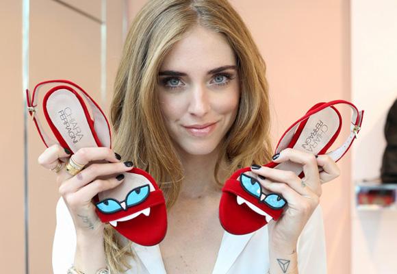 Aquí puedes comprar los carísimos y exclusivos zapatos creados por Chiara Ferragni