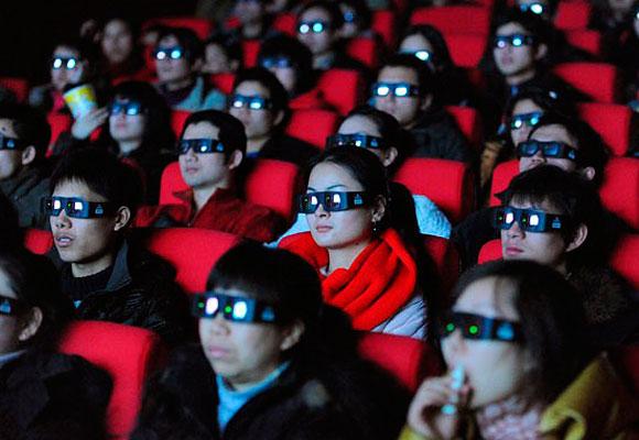 Cada año se estrenan en China sólo 34 películas extranjeras