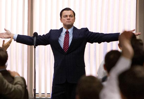 Las empresas ahora buscan líderes. En la imagen, 'El lobo de Wall Street' (Paramount Pictures)