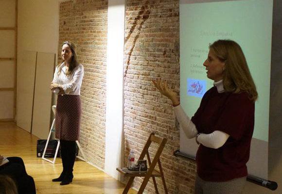 El seminario también se aplica al mundo laboral o familiar