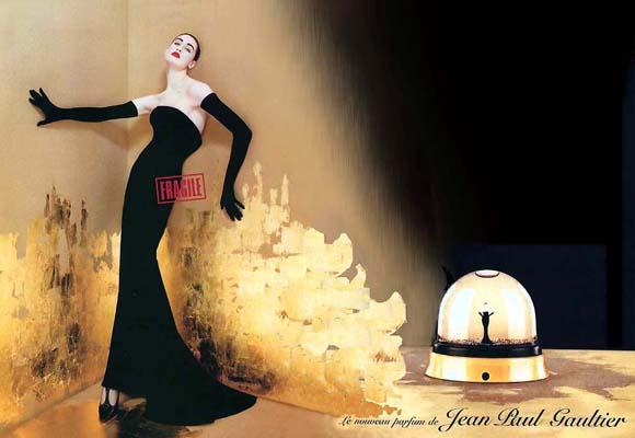 El exquisito perfume Fragile de Gaultier. Cómpralo pinchando aquí