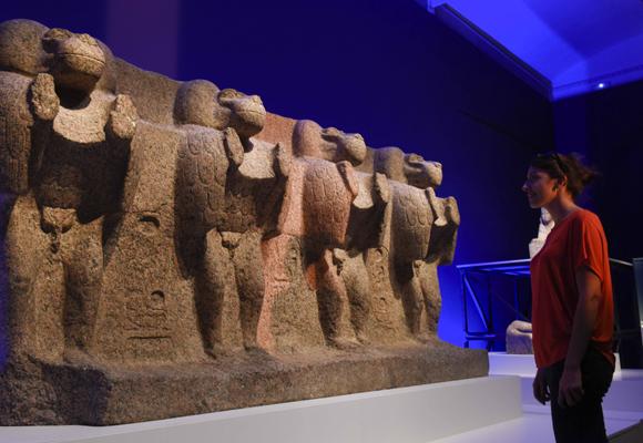 El reino animal en el Antiguo Egipto todavía puede ser visitada