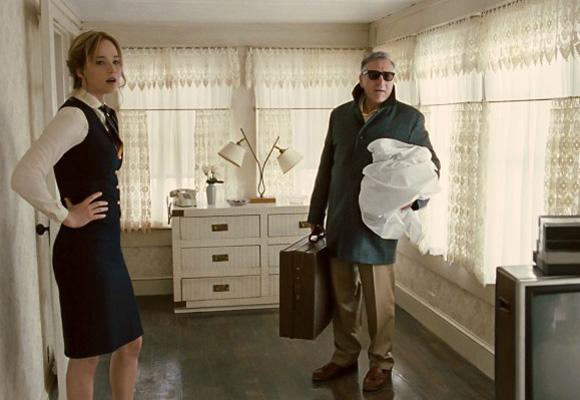 Es la tercera vez que Lawrence y De Niro se ponen a las órdenes de O'Russell