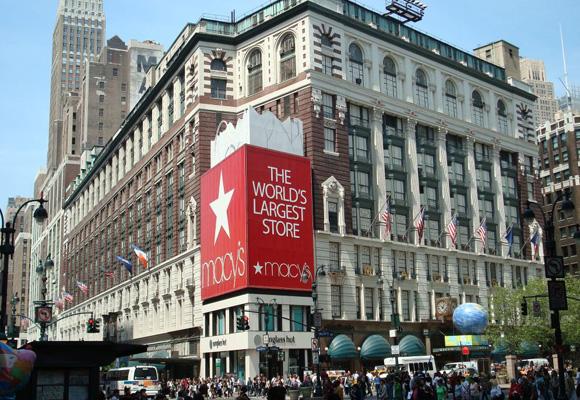 Ni los turistas han salvado del cierre de tiendas a los almacenes Macy's