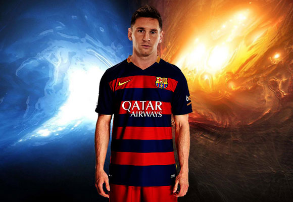 Messi  Glamour y joyas a sus pies - The Luxonomist 9f2e2145072a4