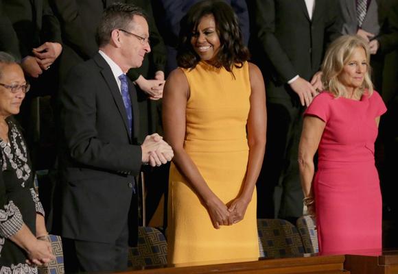 El estilo de Michelle Obama es mirado con lupa en cada una de sus apariciones