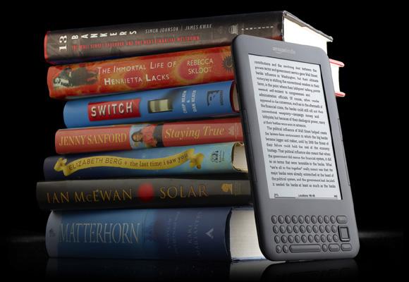 Del libro tradicional al electrónico. Compra aquí lo último en Amazon