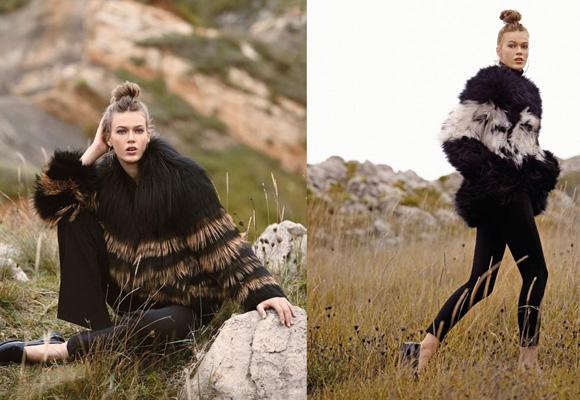 Ahora puedes hacerte con un abrigo de pelo como este... ¡a precio de saldo! Pincha aquí para comprarlo