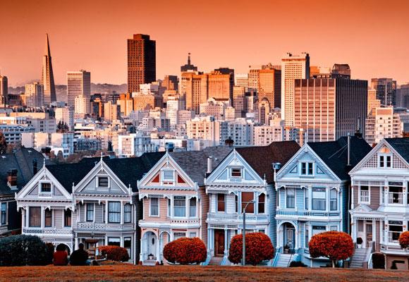 San Francisco, una ciudad de contrastes