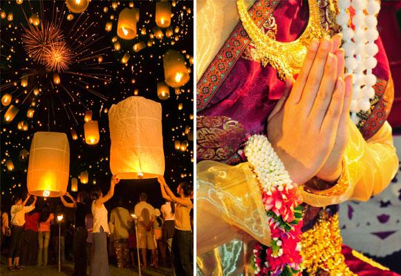 Las experiencias y la amabilidad de los habitantes de Tailandia te hacen sentir en casa desde el primer momento