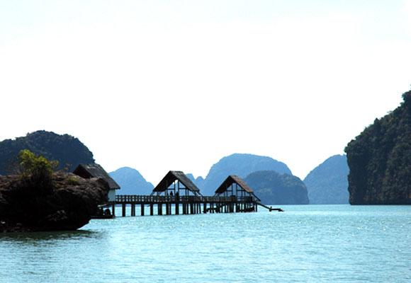 La famosa isla de James Bond es uno de los reclamos para el descanso