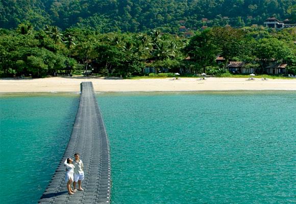 La isla de Ko Lanta es un paraíso para disfrutar con todos los sentidos