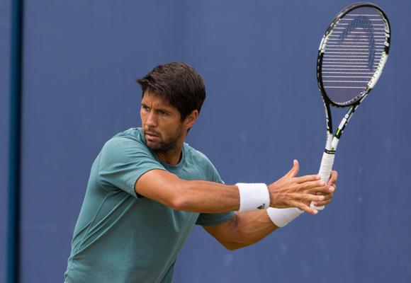 Verdasco, otro de nuestros tenistas más reconocidos en el mundo