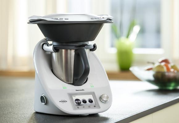 Compra aquí la nueva Thermomix para una vida más cómoda en la cocina