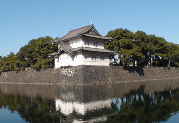 El Palacio Imperial es la residencia del Emperador en Tokio