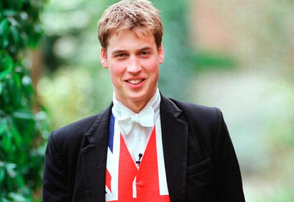 El Príncipe Guillermo estudió en Eton, uno de los internados más prestigiosos de UK