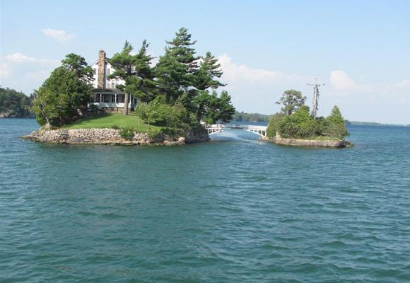 Las Mil Islas de Canadá