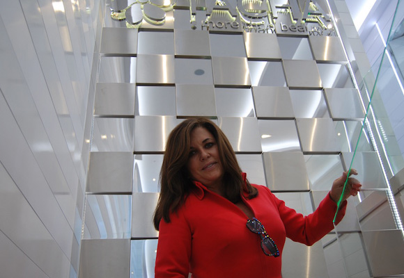 Natalia de la Vega es la fundadora de Tacha Beauty