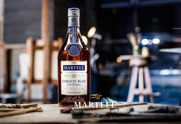 El mítico cognac Cordon Bleu